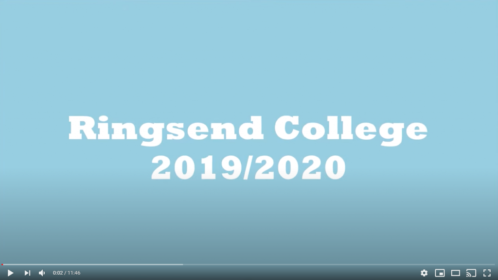 Ringsend College Summer Video 2020